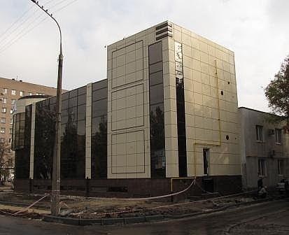 Кассеты для фасада