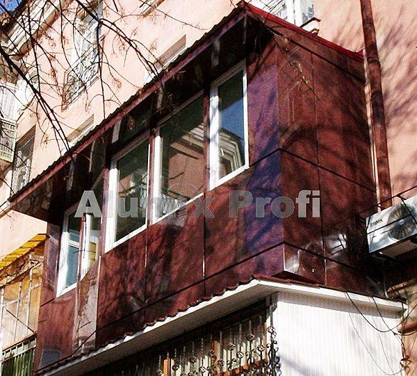 Остекление балконов, лоджий (Одесса, Одесская область, Украина)