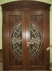 Дверь входная (метал. антикоррозийная+МДФ), 1650х2350 (Vinorіt)