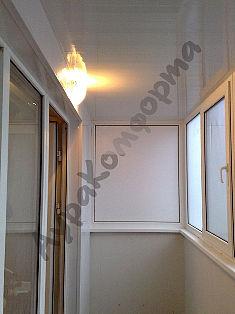 Балконы, лоджии - остекление, отделка