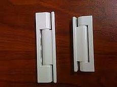 Петля алюминиевая оконная и дверная