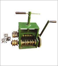 Оборудование для ручной холодной ковки, ТРУБОГИБ