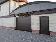 Ворота: гаражные, распашные, секционные.