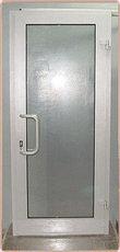 Алюминиевая входная дверь 800х2100