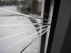 Разбилось стекло в окне? Мы поможем.