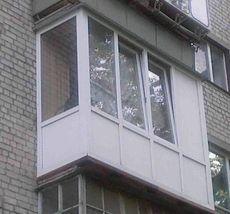 Французкий балкон.