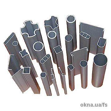 алюминиевый профиль для вентилируемых фасадов