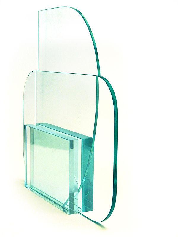 Как обработать края стекла