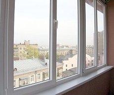 Окна на балкон VEKA Харьков стандартного размера от компании Good Master
