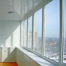 Застеклить балкон на Холодной Горе, компания Good Master.