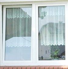 окно в 16ти этажку кухня, комната, профиль VEKA+энергосберегающие стеклопакеты! от компании Good Master размер 1700*1400