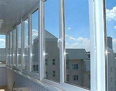 Балконное остекление от компании Good Master Харьков