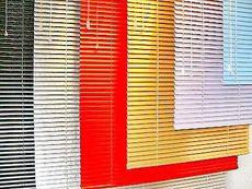 Жалюзи цветные горизонтальные алюминиевые от компании Good Master