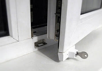 Блокиратор открывания пластиковых окон купить раздвижные алюминиевые окна