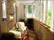 Балкон под ключ от компании Good Master