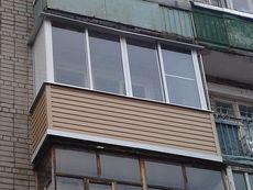 Балкон (лоджия) размер 3000*1400 от компании Good Master
