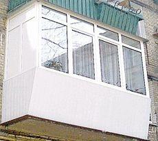 Балконная рама aluplast, немецкая ф-ра Roto от компании Good Master