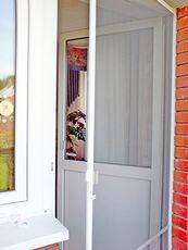 Сетка москитная дверная срок изготовления до 3 х дней от компании Good Master.