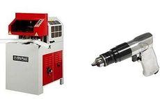 Инструменты и оборудование для производства светопрозрачных конструкций из ПВХ и алюминия.
