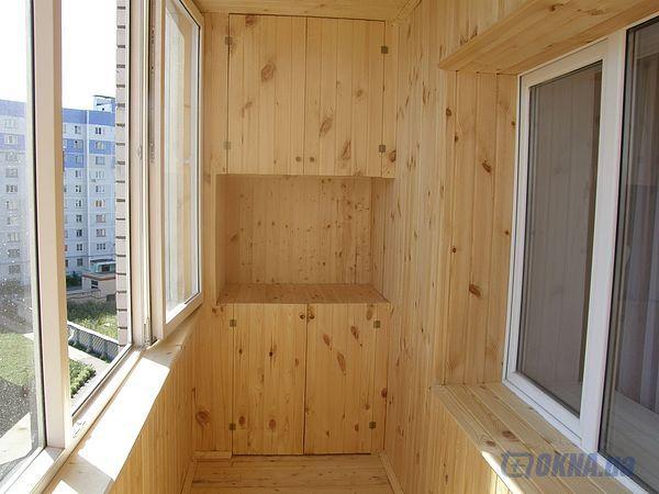 Балконы остекление, обшивка