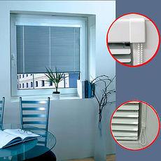 Жалюзи горизонтальные для пластиковых окон