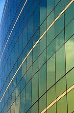 Зеркальная пленка Харьков односторонняя видимость Пленка на окна