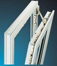 Комплексный ремонт створки окна (чистка, переборка, смазка механизмов фурнитуры)