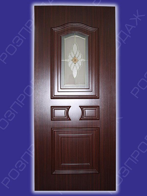 заповнення дверні (сендвіч панелі) з вітражами