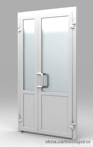 Металлопластиковые межкомнатные двери ПВХ