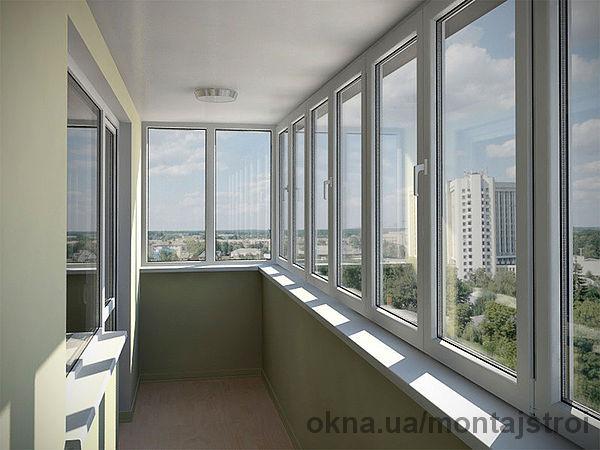 """Расширение и остекление балконов и лоджий """"Под Ключ"""""""
