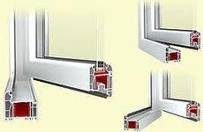 Двойное металлопластиковое кухонное окно из профиля WDS 505 с фурнитурой МАСО с однокамерным стеклопакетом 24 мм. Геометрия окна: ширина 1,1 м, высота 1,55 м.