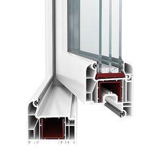 Двойное пластмассовое кухонное окно из профиля WDS 505 с фурнитурой МАСО с трехстекольным стеклопакетом 32 мм. Геометрия окна: ширина 1,15 м, высота 1,40 м.