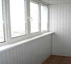 Надежный балкон в вашу квартиру, профиль Almplast, фурнитура Масо, стеклопакет 4-16-4.