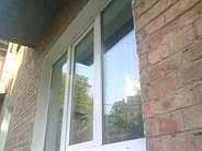 Окно в комнату с двумя открываниями, профиль Almplast, фурнитура Масо стеклопакет двухкамерный с энергосбережением