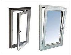 Окно с одной створкой, профиль WDS 400, фурнитура Siegenia стеклопакет однокамерный