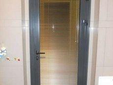 Окно из профильной системы Internova одночастное поворотное для комнаты в низшей ценовой категории, размер 0,8 х 1,0 м
