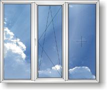 Окно в спальню