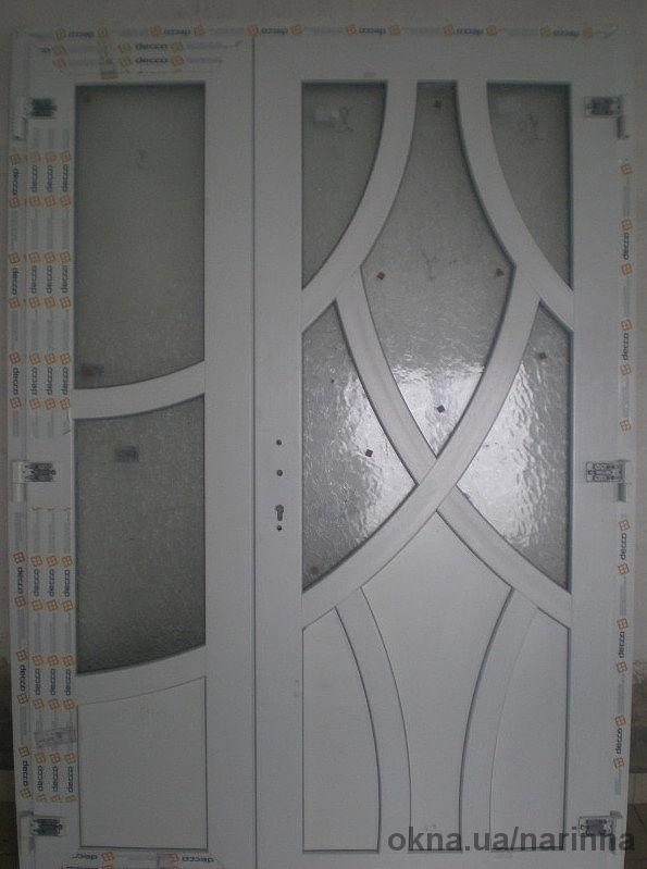 вхідна группа дверей