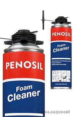 Промывка монтажных пистолетов PENOSIL Foam Cleaner
