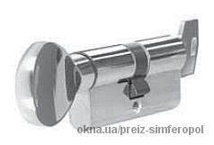 Доппель-цилиндр 40*40 (40*45) Артикул: 22488