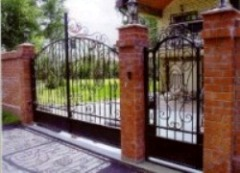 Ограждения, заборы, кованные ворота