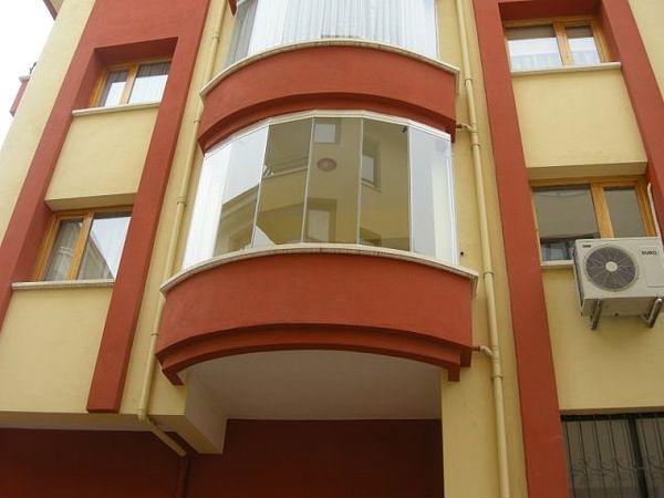 Раздвижные балконы и лоджии