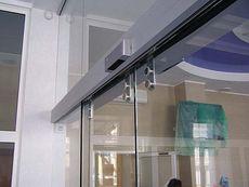 Привод ASTORE для раздвижной двухстворчатой двери в комплекте (L=4500мм)