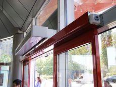 Привод ASTORE для раздвижной двухстворчатой двери в комплекте (L=3300мм)