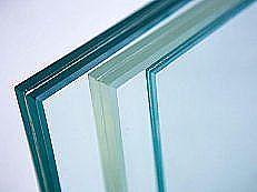 ламинированное стекло, триплекс