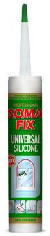 Силикон SOMAFIX универсальный 310 мл.