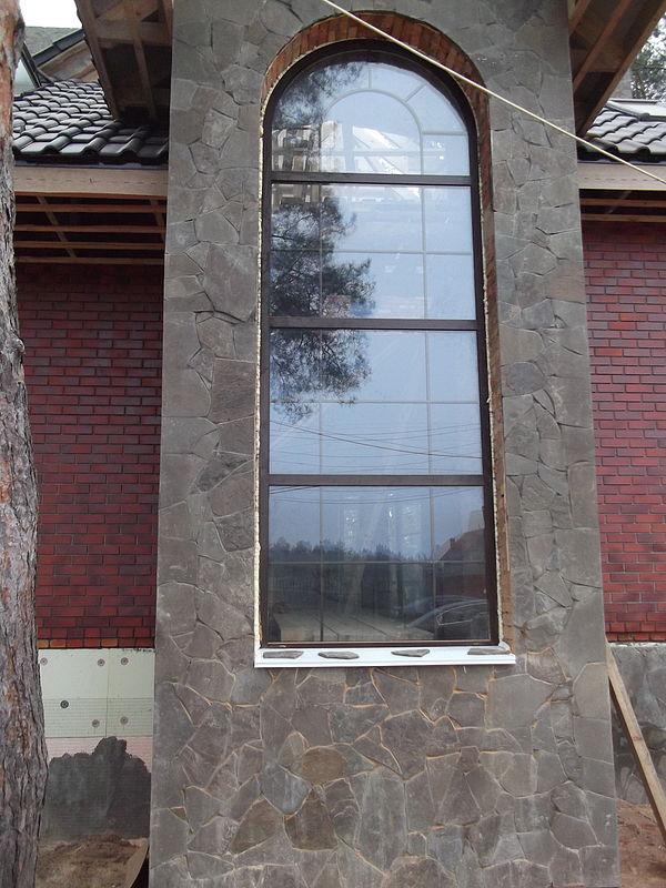 окна из профиля Aluplast