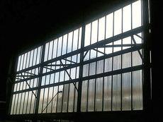 Мойка окон промышленных зданий