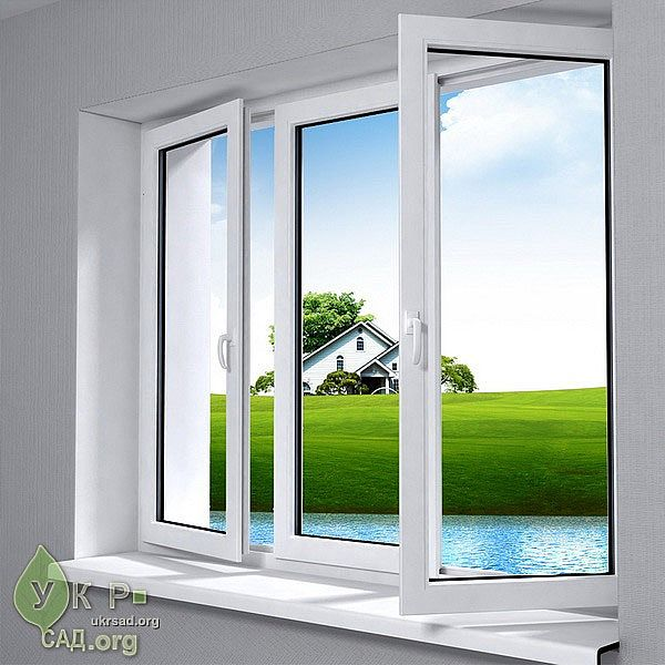 Замена стеклопакетов в окнах киев