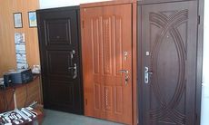 Бронированные двери Саган в Одессе